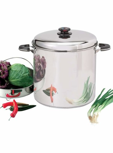 Precise Heat 30Qt Extra Large Stock Pot