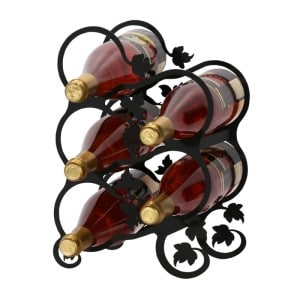 Grapevine Table Top Wine Rack
