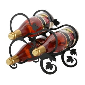 Small Grapevine Table Top Wine Rack