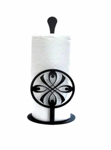 Bow Paper Towel Holder Stand